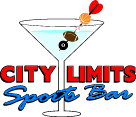 City Limits Sports Bar Logo