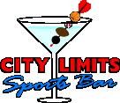 City Limits Sport Bar Florida Logo
