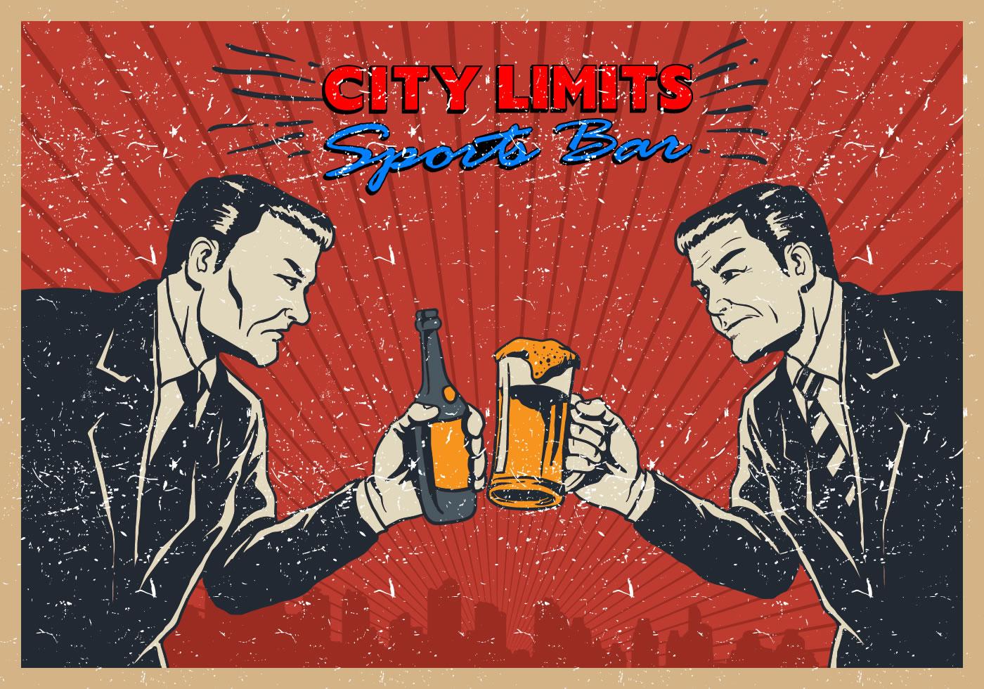 Draft Beer City Limits Sports Bar Florida