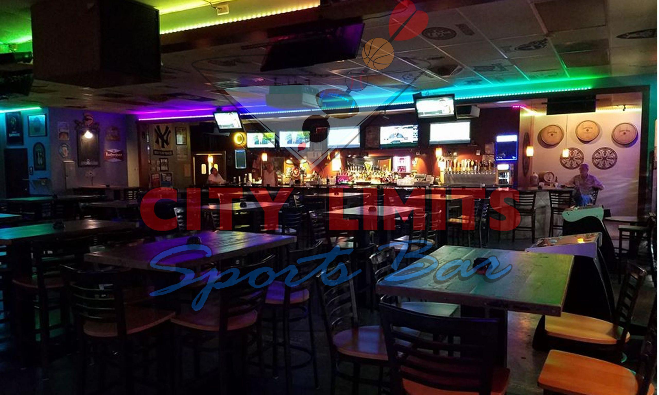 City Limits Sports Bar Florida